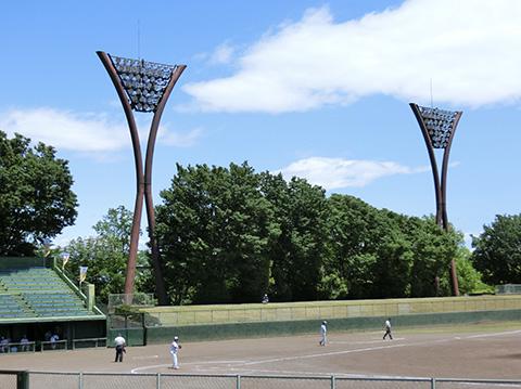 熊谷さくら公園野球場