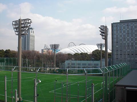 小石川運動場