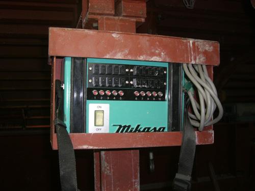 コンクリート充填センサー