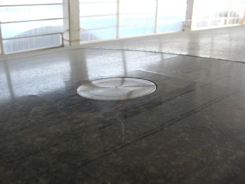 コンクリート圧力センサー