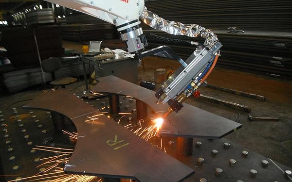 ロボットガス切断機